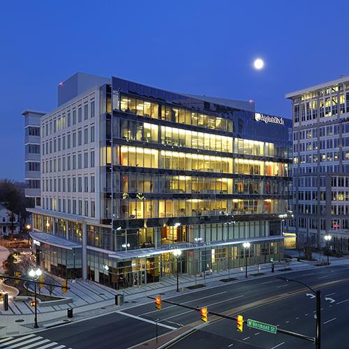Virginia Tech Research Center,