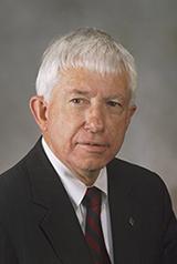 Ray Smoot Jr, Univ Treas