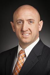 Studio portrait of John Forte Named Deputy Mission Area Executive for Homeland Protection.